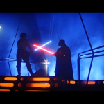 Luke Skywalker vs Darth Vader (Imperium kontratakuje - 1980)