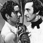 Diego Vega vs Esteban Pasquale (Znak Zorro - 1940)