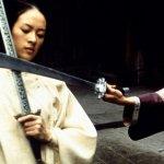 Yu Shu Lien vs Jen Yu (Przyczajony tygrys, ukryty smok - 2000)