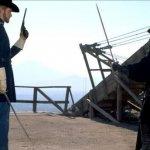 Zorro vs Harrison Love (Maska Zorro - 1998)