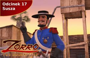 Kroniki Zorro odcinek 17 Susza