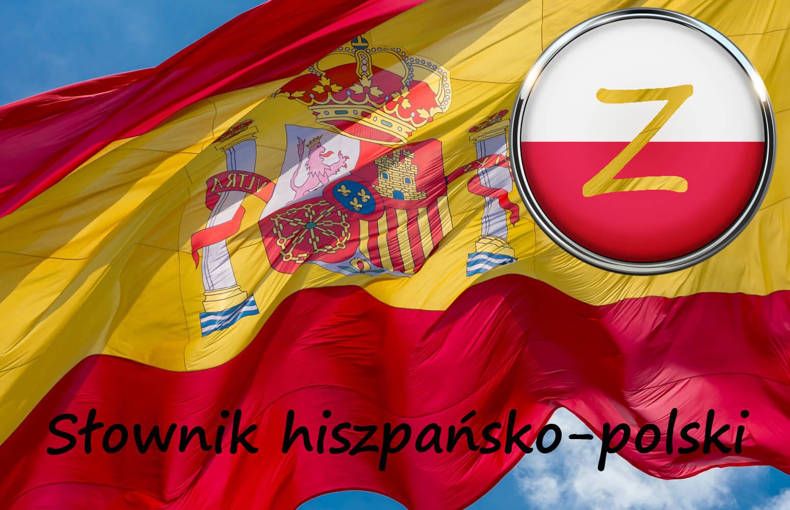 Słownik hiszpańsko-polski Zorro