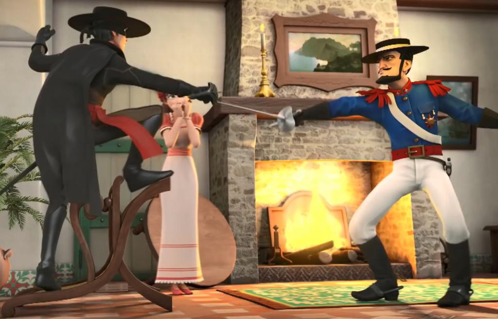 04 - pojedynek Zorro z Monasterio 2