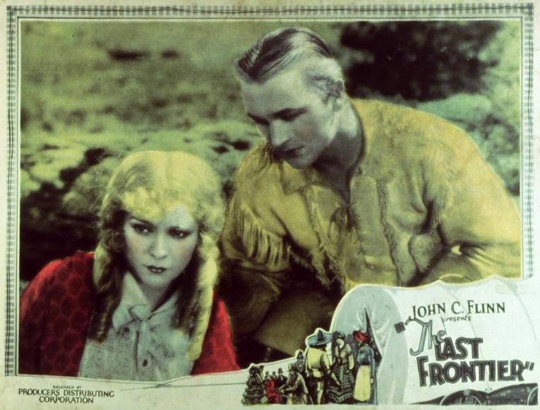 William Boyd and Marguerite De La Motte in The Last Frontier (1926)