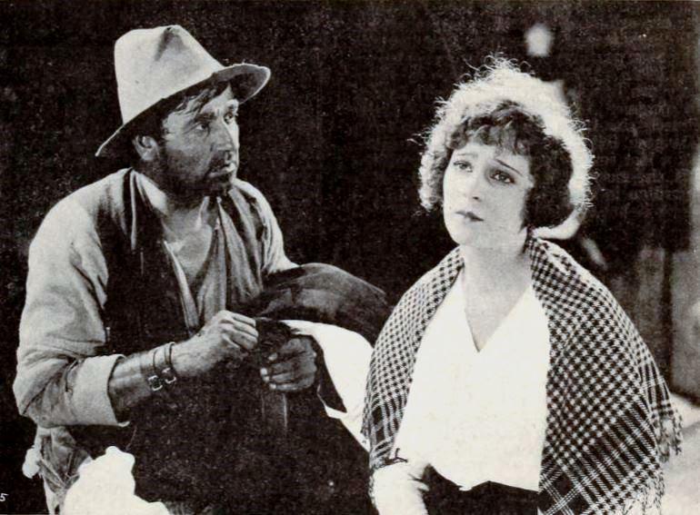 film The Sagebrusher (1920) with Noah Beery and Marguerite De La Motte