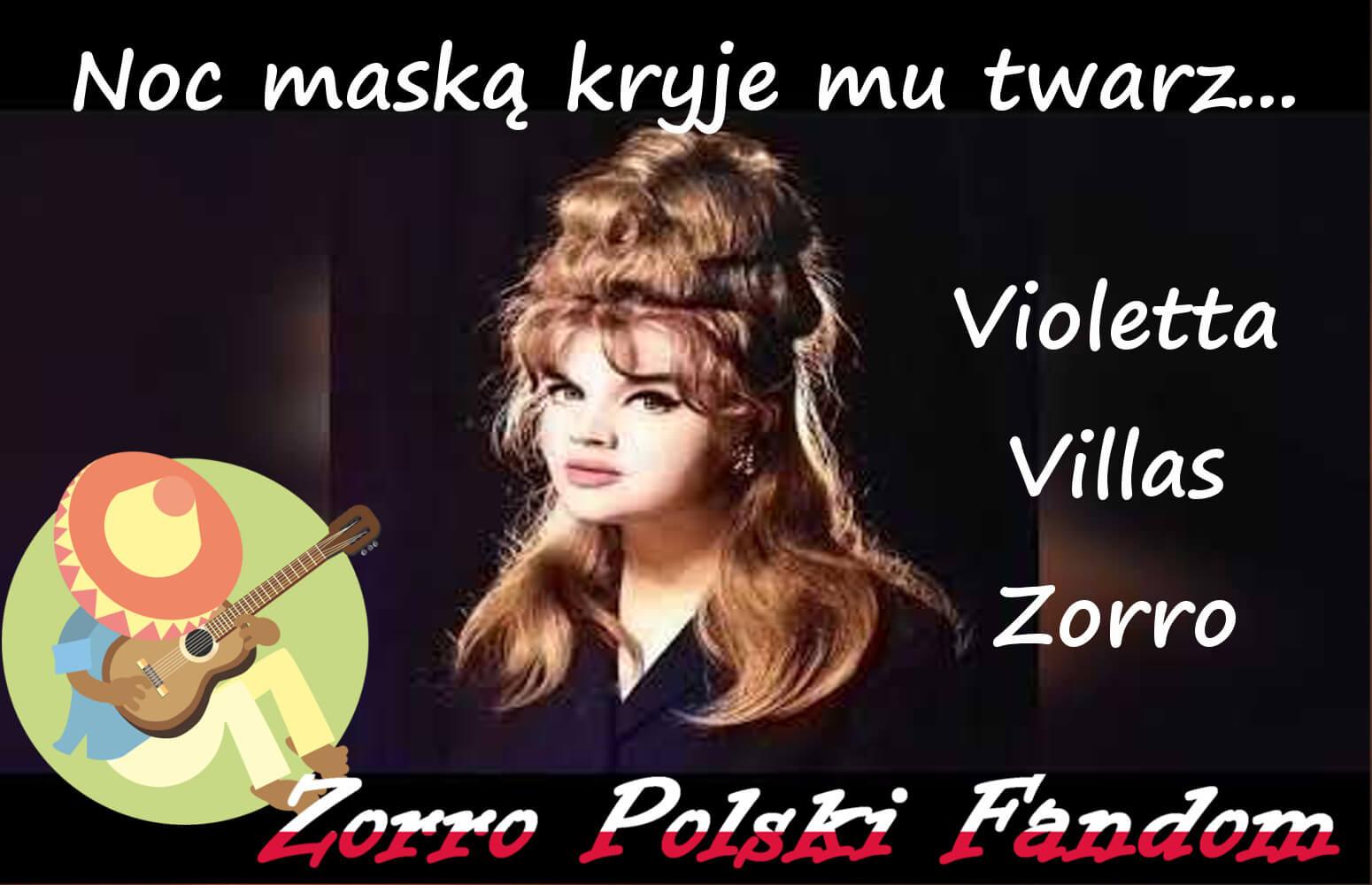 Violetta Villas Zorro piosenka