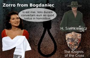 Zorro from Bogdaniec - NWZ Zorro fanfiction