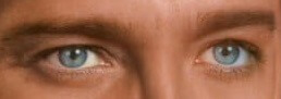 Enrique Monastario Zorro oczy