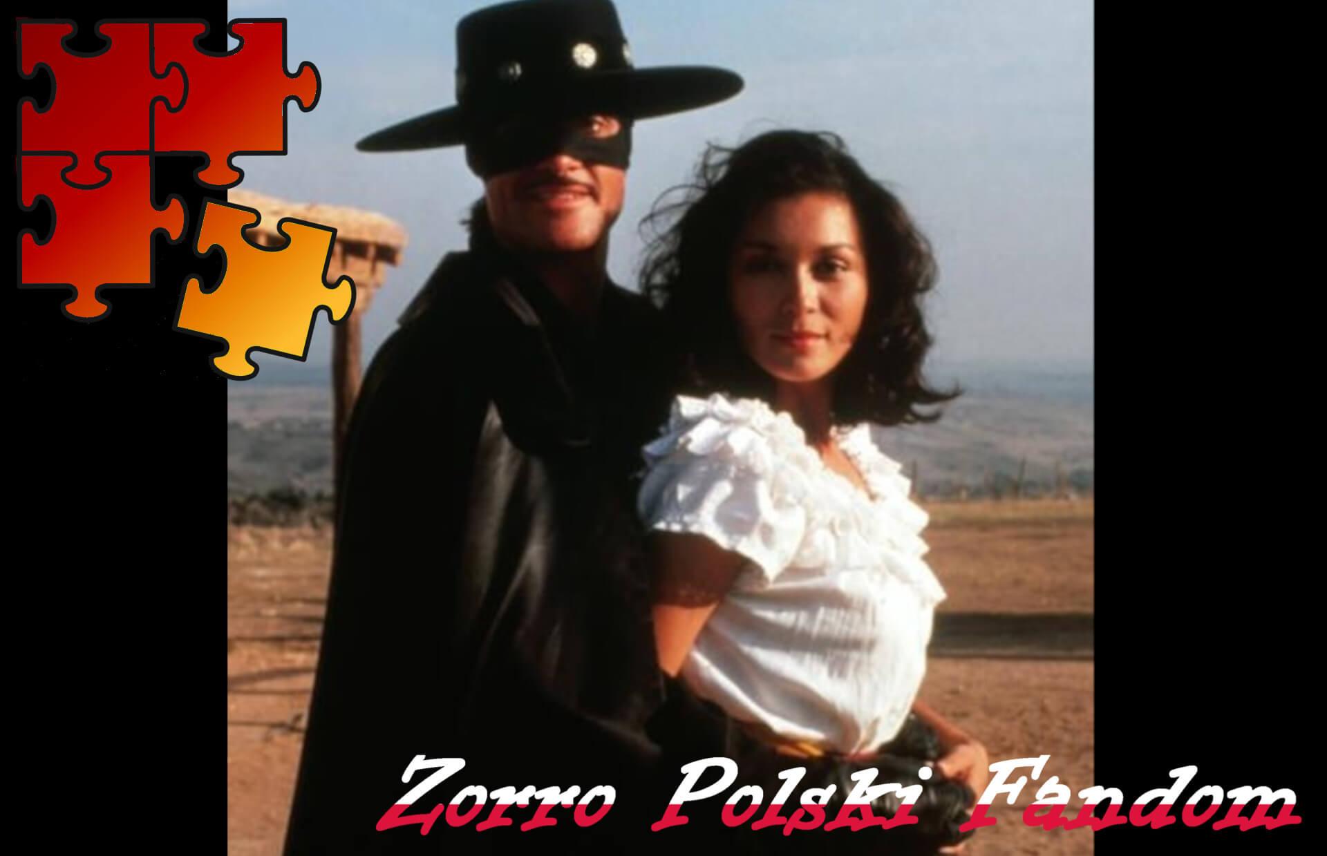 Jigsaw Puzzle Zorro New World Zorro - Zorro i Victoria PL