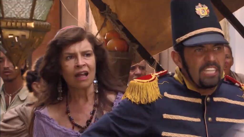 El Zorro, la Espada y la Rosa telenowela Zorro odcinek 1 - Azucena