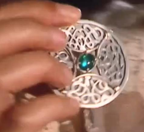 El Zorro, la Espada y la Rosa telenowela Zorro odcinek 1 - cygański medalion