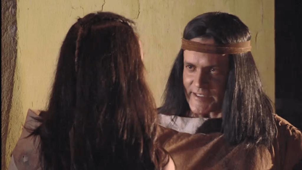 El Zorro, la Espada y la Rosa telenowela Zorro odcinek 2 - Yumalay i Jaco