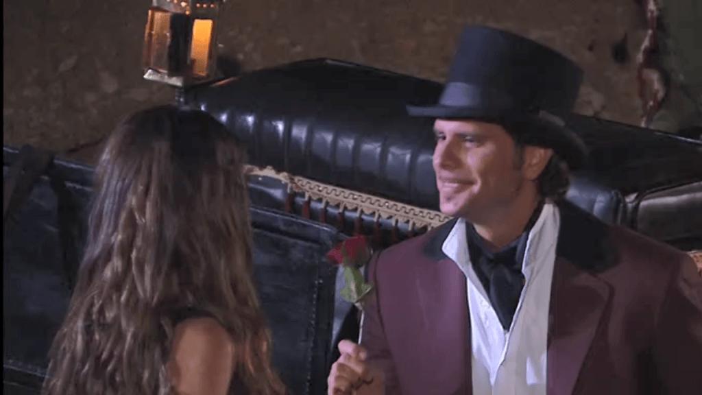 El Zorro, la Espada y la Rosa telenowela Zorro odcinek 2 - róża z rękawa