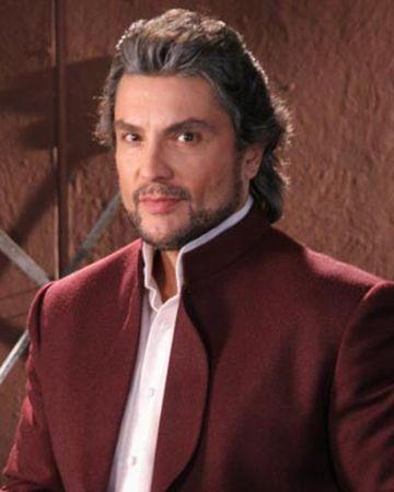 telenowela Zorro Alejandro de la Vega