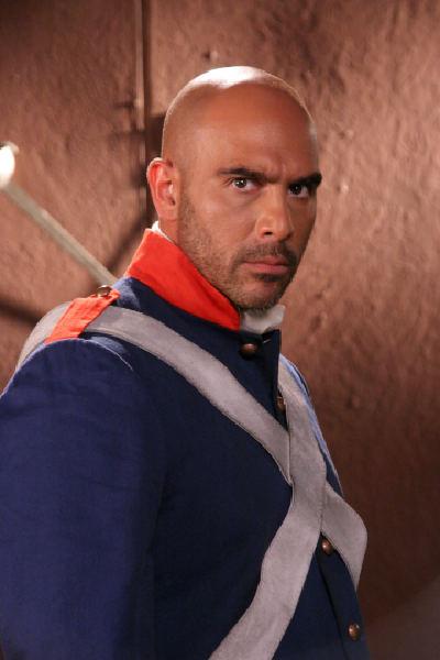 telenowela Zorro Anibal Pizarro