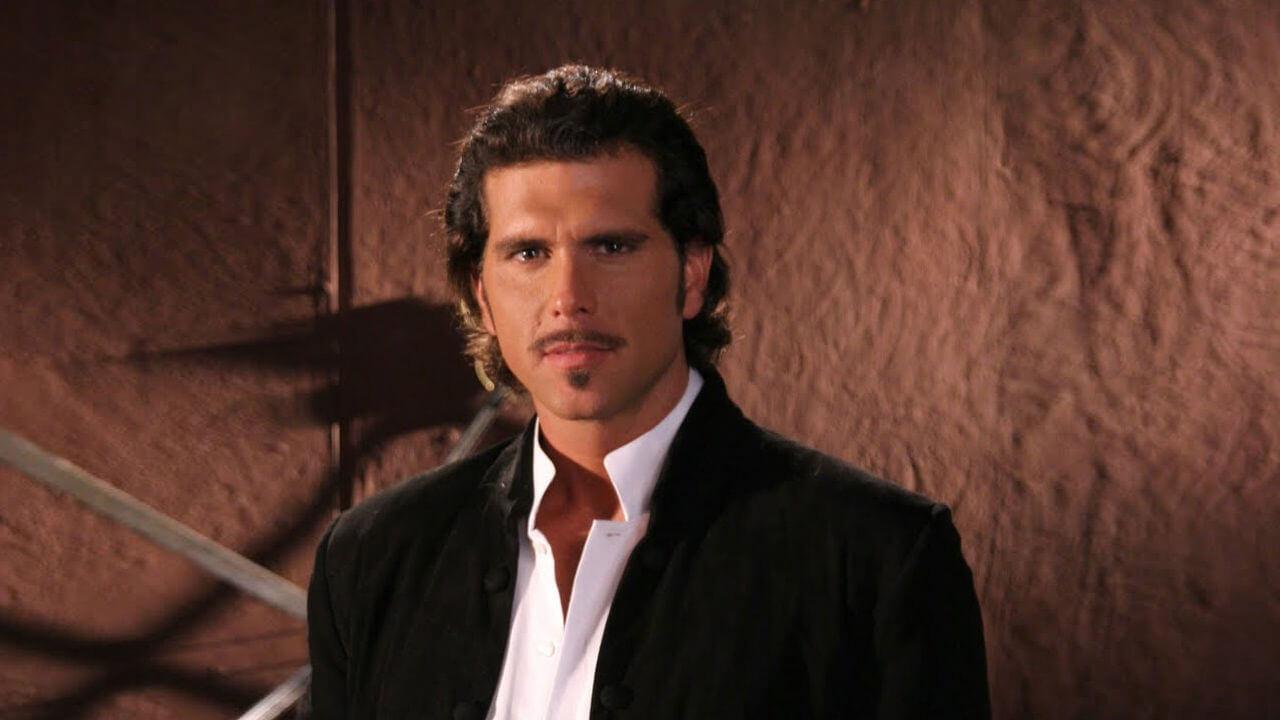telenowela Zorro Diego de la Vega