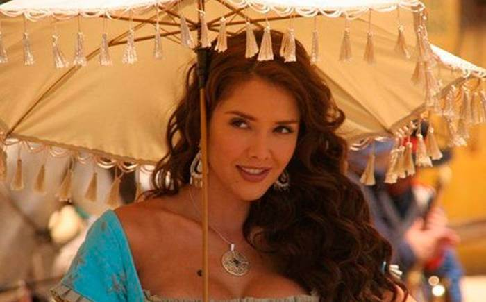 telenowela Zorro Esmeralda Sánchez de Moncada