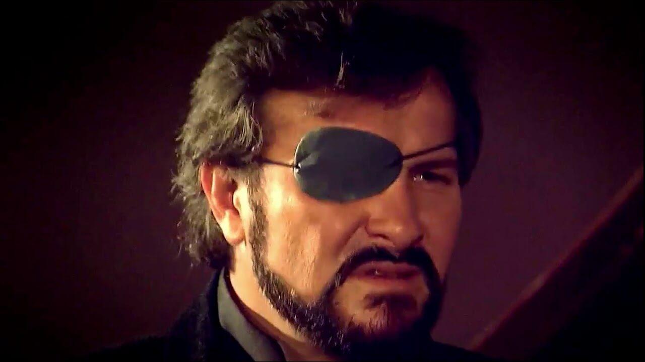 telenowela Zorro Fernando Sánchez de Moncada