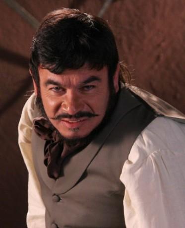 telenowela Zorro Olmos Berroterran de la Guardia