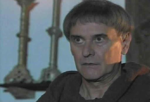 telenowela Zorro ojciec Tomás Villarte