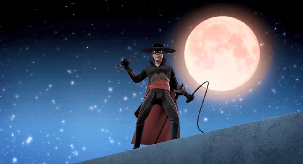 Kroniki Zorro odcinek 1 Powrót Zorro Zorro the Chronicles episode 1 The return
