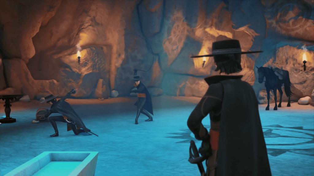 Kroniki Zorro odcinek 17 Susza Zorro x3 Zorro the Chronicles episode 17 Drought
